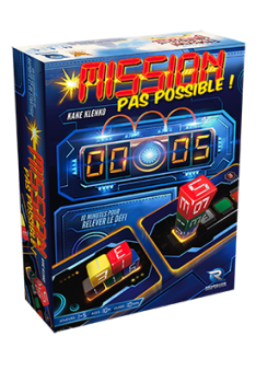 Mission Pas Possible! jeu