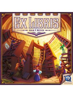 Ex Libris jeu