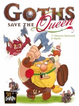 Goths save the Queen jeu