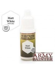 Army painter : Warpaints Matt White