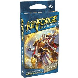 KeyForge: L'âge de l'ascension - Deck