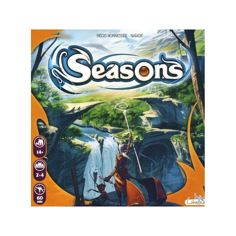 Seasons (FR) jeu