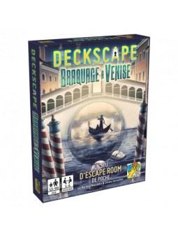 Deckscape : Braquage à Venise jeu