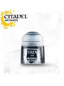 Gamme air : Abaddon Black