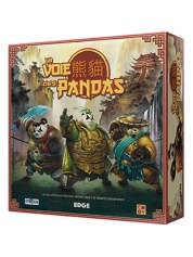 La voie des pandas jeu
