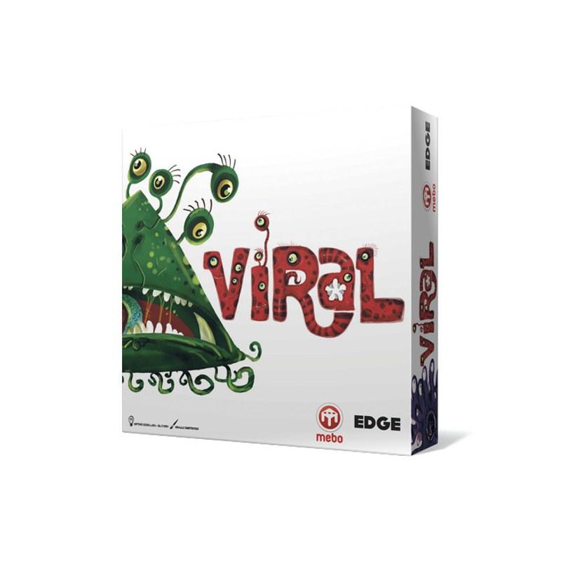 jeu de société viral, virus