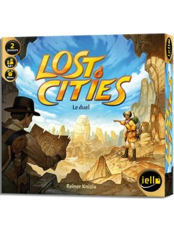 LOST CITIES LE DUEL français