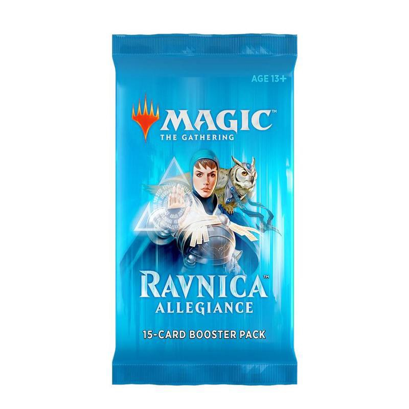 Booster Ravnica Allegiance Magic