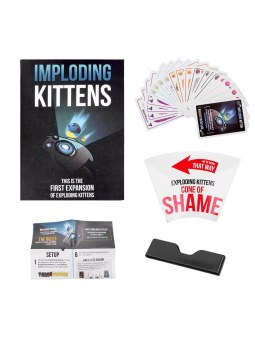 Imploding Kittens extension exploding kittens