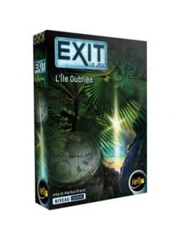 Exit - L'île oubliée jeu