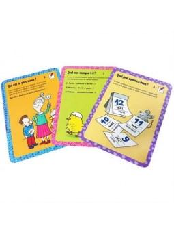 J'ai Trouvé, 50 Énigmes Logiques pour des Petits Finauds cartes