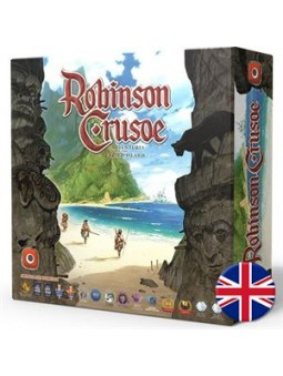 Robinson Crusoe: adventure on crused island (EN)
