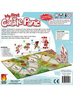 My First Castle Panic plateau