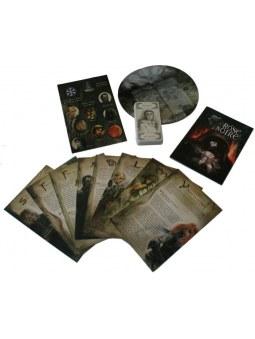 Les Ombres D'Esteren - La Rose Noire carte