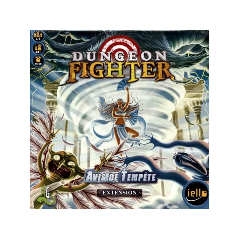 Dungeon Fighter Ext: Avis de Tempête jeu