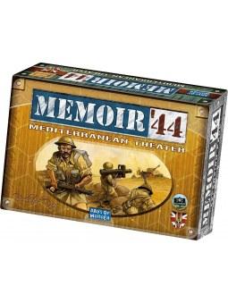 Memoir 44 Mediterranean Theater  jeu