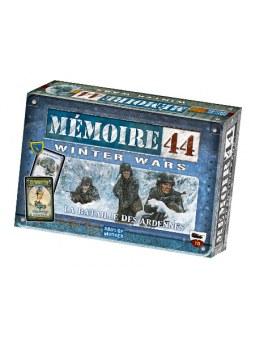 Memoire 44 Bataille Des Ardennes jeu
