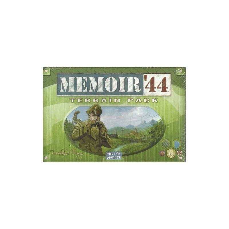 Memoir 44 Terrain Pack Exp. jeu