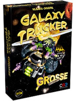 Galaxy Trucker Ext: La Grosse Extension jeu