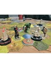 Mage Knight  plateau