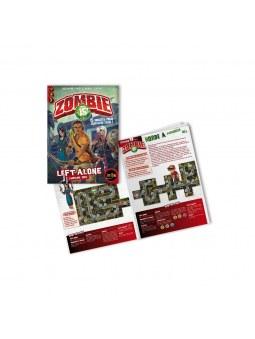 Zombie 15' Ext: Left Alone Campagne Solo présentation