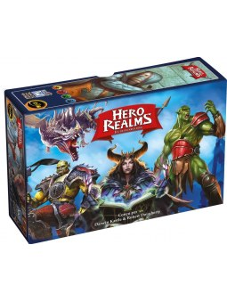 Hero Realms (FR) jeu