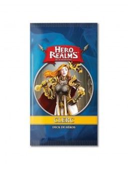 Hero Realms - Deck De Héros: Clerc jeu