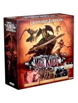 ULTIMATE MAGE KNIGHT jeu en français