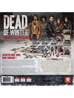 Dead of Winter La Nuit La Plus Longue description