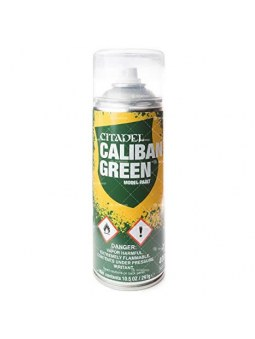 Caliban Green Spray  peinture