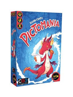 Pictomania (2019) jeu