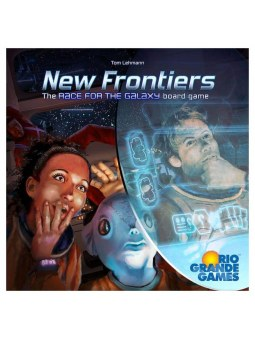 New Frontiers  jeu