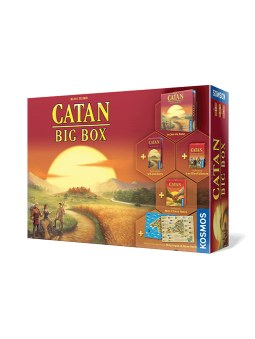 Catan - Bix Box jeu