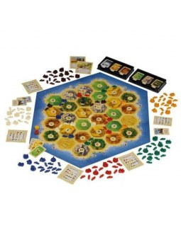 Catan - Bix Box plateau