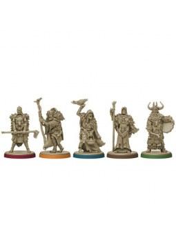 Blood Rage: Augures de Midgard figurine
