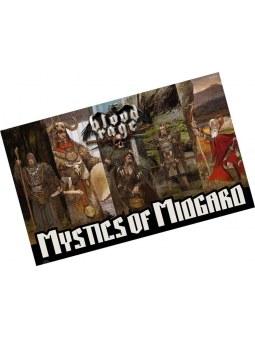 Blood Rage: Augures de Midgard jeu