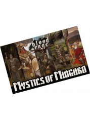 Blood Rage: Augures de Midgard jeu