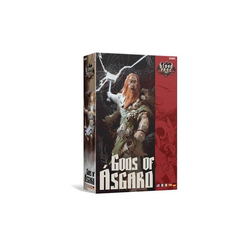 Blood Rage: Les dieux d'Asgard jeu