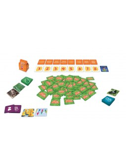 Fast Fouille cartes jeu de déduction