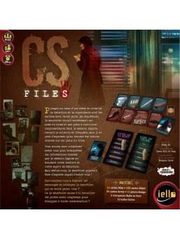jeu CS Files boite