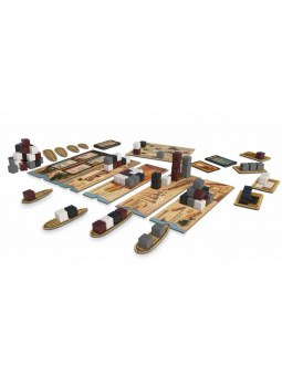 jeu IMHOTEP : Bâtisseurs d'Égypte (FR)