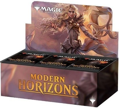 Sealed Release Modern Horizon