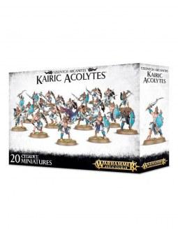 Tzeentch Arcanites Kairic Acolytes figurine