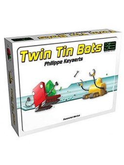 Twin Tin Bots jeu