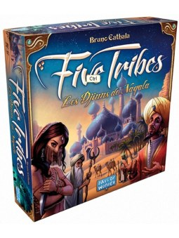 Five Tribes jeu