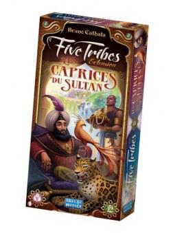 Five Tribes-Ext Les Caprices De Sultan  jeu