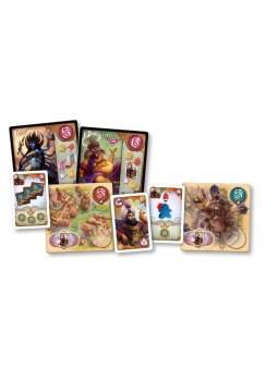 Five Tribes-Ext Les Caprices De Sultan  cartes