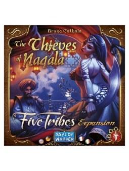 Five Tribes: Les Voleurs De Naqala jeu
