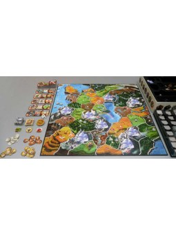 Smallworld plateau