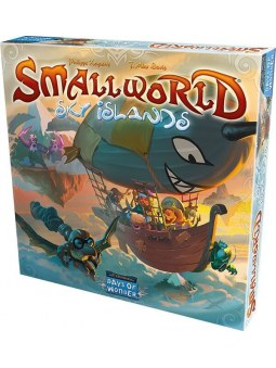 Smallworld Ext- Sky Islands jeu
